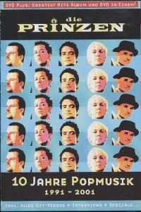Cover Die Prinzen - 10 Jahre Popmusik 1991-2001 [DVD]